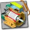Film 3D Solidworks Moteur LS