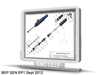 BEP SEN   sujet EP1 sept2012