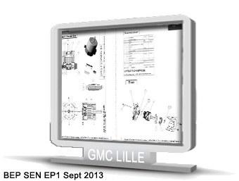 BEP SEN   sujet EP1 sept2013